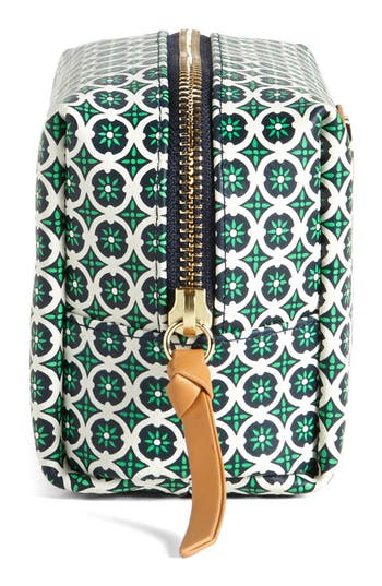 Alternate Image 4  - Tory Burch 'Halland Brigitte' Cosmetics Case
