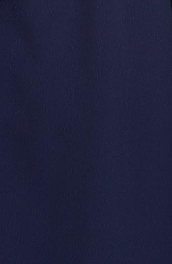Alternate Image 3  - Way-In Appliqué One-Shoulder Asymmetric Dress (Juniors)
