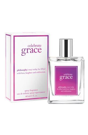 'celebrate grace' eau de toilette,                             Alternate thumbnail 2, color,                             No Color