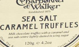 Sea Salt/ Milk Caramel swatch image