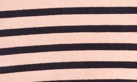 Rose/ Navy Stripe swatch image