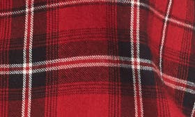 Red Scooter Alce Plaid swatch image