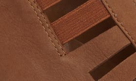 Whiskey Nubuck Leather swatch image