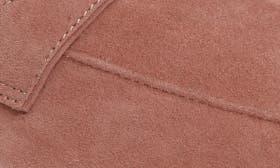 Dark Pink Suede swatch image
