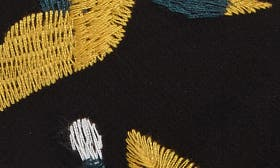 Black Embroidery swatch image
