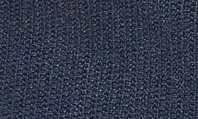 Navy Mini Ribbed Knit Fabric swatch image