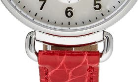 Red/ Mop/ Silver swatch image