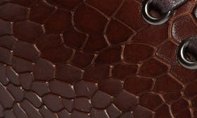 Brown Croco swatch image