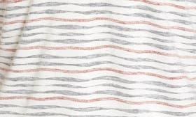Red/ Chalkboard Stripe swatch image