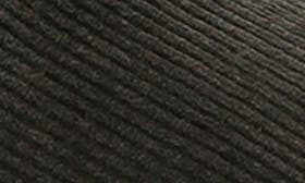 Charcoal Cord Fabric swatch image