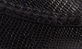 Black Lizard/ Black swatch image