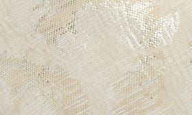 Cream Brocade Fabric swatch image