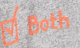 Grey Flannel Marl Naughty Nice swatch image