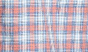 Orange Multi Plaid swatch image