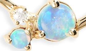 White Diamond/ Gold swatch image