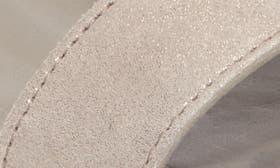 Cachemire Metallic Suede swatch image