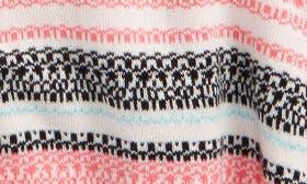 Pink Lemonde Grid Fairisle swatch image