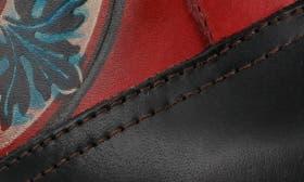 Black Multi Leather swatch image