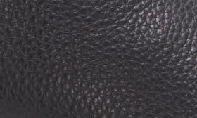 Black Grained Leather swatch image