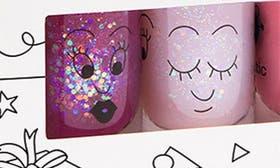 Rasberry Glitter swatch image