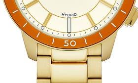 Gold/ Cream/ Orange swatch image