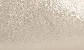 Blush/ Gold Leather swatch image