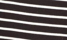 Black Tiny Stripe swatch image