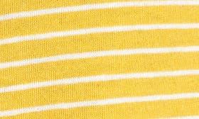 Yellow- Ivory Aubrey Stripe swatch image