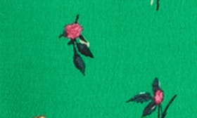 Green Ditsy Rose swatch image