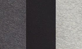 Black/ Charcoal/ Grey Heather swatch image