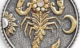 Scorpio/ Silver/ Gold swatch image
