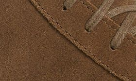 Tobacco/ Cream Suede swatch image