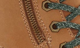 Tan/ Hunger Leather swatch image