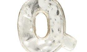 Metallic Silver Q swatch image