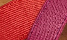 Red/ Orange/ Purple Fabric swatch image