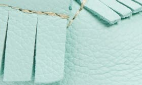 Light Mint Leather swatch image