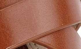 Chestnut Leather swatch image