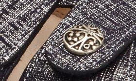 Argento Nubuck Leather swatch image