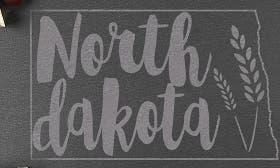 North Dakota swatch image