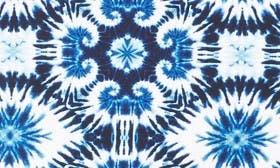 Soft White/ Denim Blue swatch image