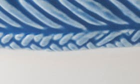 Whitewash/ Delft Blue swatch image
