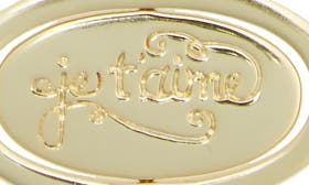Je Taime/ Gold swatch image