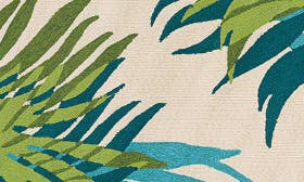 Ivory/ Forest Green swatch image