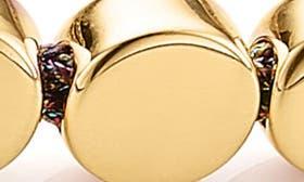 Gold/ Rainbow swatch image