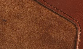 Rust Sueded Leather swatch image
