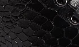 Black Croco swatch image