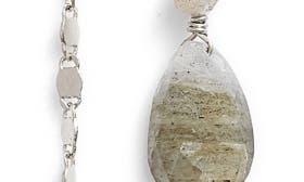 Silver/ Labradorite swatch image