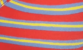 Bodin Stripe Bright Red swatch image