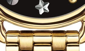 Gold/ Black/ Gold swatch image