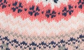 Pink Powder Fairisle swatch image